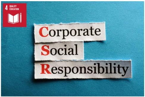 Corporate Social Responsibility, SDG 4