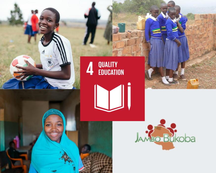 Ziel der Aualitativen Bildung, Kinder in Tansania