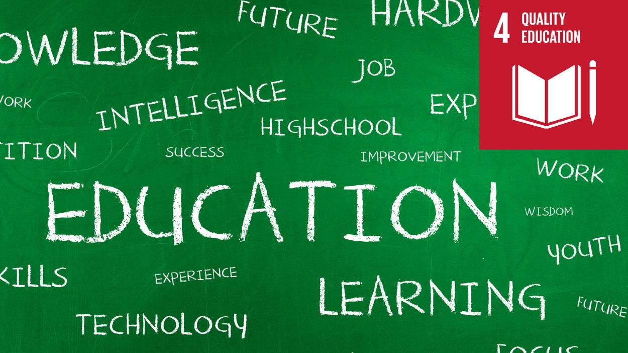 SDG 4_Hochwertige Bildung_Ziele
