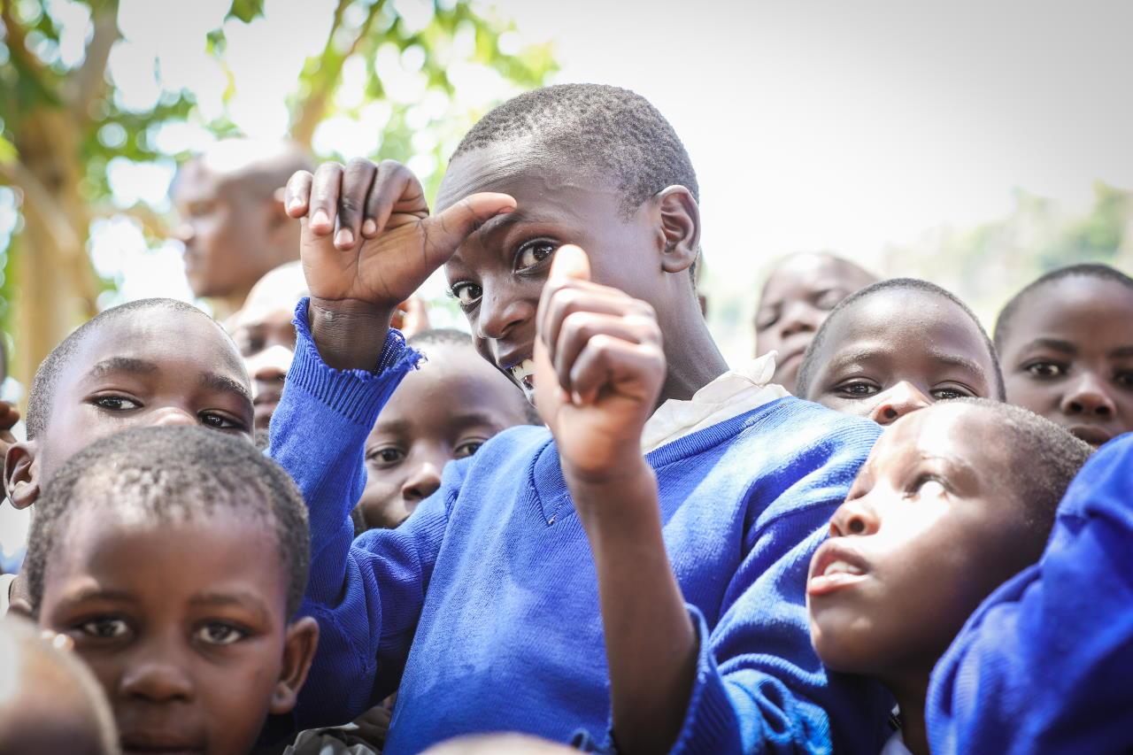 Kabonde Primary School - Julian Muessig Education Project