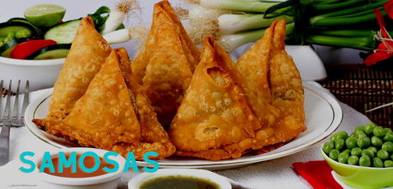 Tansanias beliebteste Gerichte - Samosas