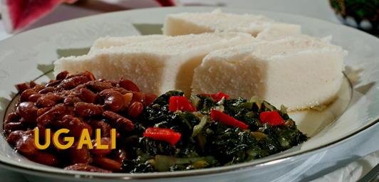 Tansanias beliebteste Gerichte - Ugali