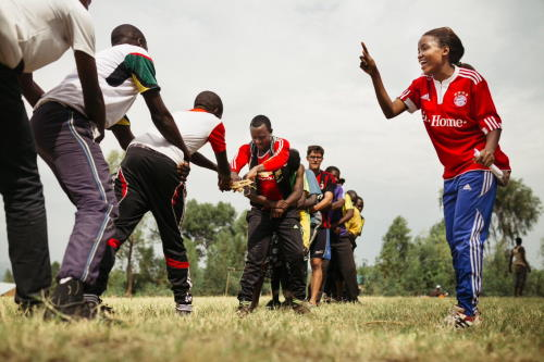 tansania tauziehen